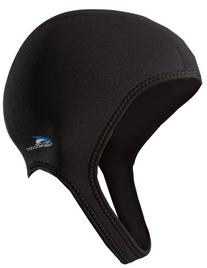 NeoSport Wetsuits Premium Neoprene 2.5mm Sport Cap, Black,