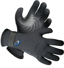 Neosport 3mm Velcro Glove Pair Black Large SG30V-L