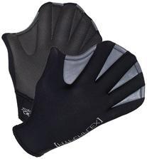 Hyperflex Wetsuits Men's Paddle Glove, Black, Medium Long -