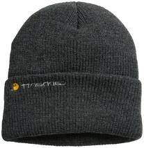 Carhartt Men's Wetzel Watch Hat,Coal Heather,One Size