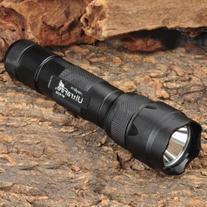 UltraFire WF-502B XM-LT6 LED Flashlight with Clip
