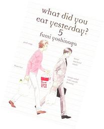 What Did You Eat Yesterday, Volume 5