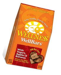 Wellness Natural Grain Free Wellbars Crunchy Dog Treats,