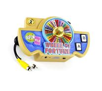 Wheel of Fortune 2 TV Plug & Play Game