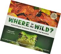 Where in the Wild?: Camouflaged Creatures Concealed... and