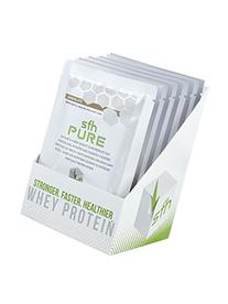 SFH Pure Whey Chocolate Single Serving Pouches Box of 10