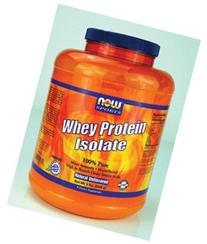 NOW Foods Sports Whey Protein Isolate Natural Unflavored --