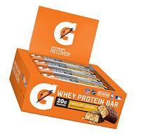 Gatorade Whey Protein Recover Bars, Chocolate Caramel, 2.8
