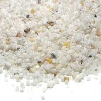 "SubstrateSource Natural White Aquarium Sand ""Frost White"" -"