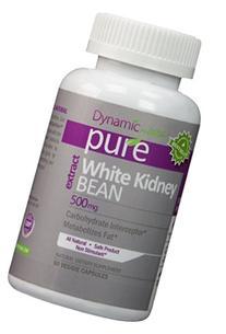 Pure White Kidney Bean 500mg
