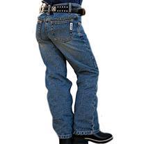 Cinch Apparel Boys White Label Slim Cowboy Cut Jeans 7 SLIM