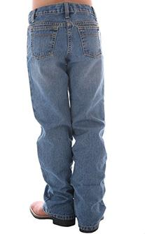 Cinch Boys' White Label Jeans 8-16 Regular Denim 14