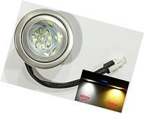 White LED light for XtremeAir Range Hoods, 2w 12V
