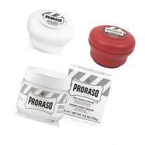 Proraso White Soap 150 ml + Proraso Red Soap 150 ml +