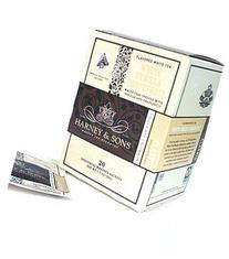 White Vanilla Grapefruit, Box of 20 Wrapped Sachets by