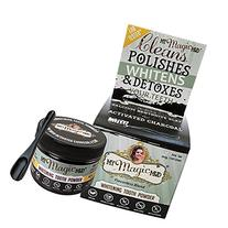 My Magic Mud Activated Charcoal Tooth Powder for Whitening,