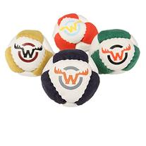 Moosejaw Whoomp There It Is Footbag Navy / Grey / Orange One
