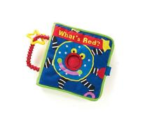 "Manhattan Toy Whoozit ""What's Red?"" Soft Activity and"