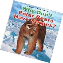 Why Don't Polar Bears Have Stripes