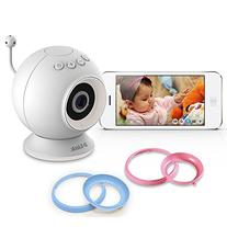 D-Link DCS-825L HD WiFi Baby Camera - Temperature Sensor,