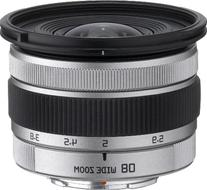 PENTAX Wide-angle Zoom Lens 08 WIDEZOOM Q mount 22827