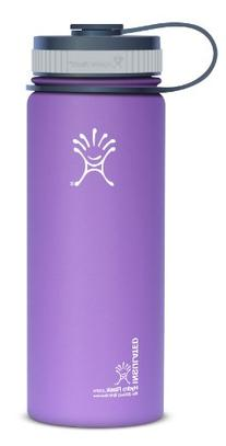 Hydro Flask 18oz Wide Mouth Water Bottle - 18oz - Acai