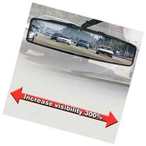Wide Panoramic Rearview Mirror 40% wider angle vision