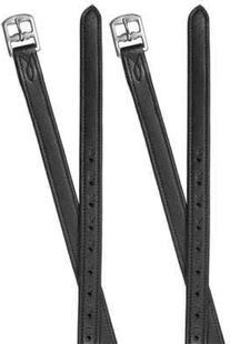 "Paris Tack Super Soft 3 Layer 1"" Wide Stirrup Leathers"