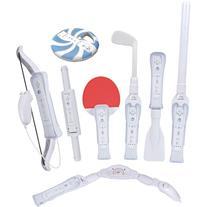 CTA Digital Wii Sports Resort 8-in-1 Sports Pack