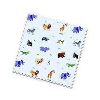 Wild Animals Collection Percale Sheets w Tigers & Elephants