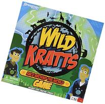 Pressman Wild Kratts Race Around The World Board Game