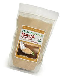 Maca Powder Raw Organic, 1lb