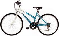 Titan Wildcat Ladies Mountain Bike Blue/White