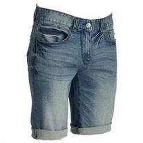 UnionBay Mens Wilder Med Wash Casual Denim Shorts