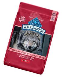 Blue Buffalo Wilderness Grain Free Dry Dog Food, Salmon