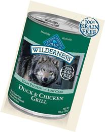 Blue Buffalo Wilderness Grain Free Duck And Chicken Grill