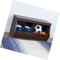 Wildon Home Stackable 2 Bin Storage Cubby