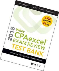 Wiley CPAexcel Exam Review 2015 Test Bank: Financial