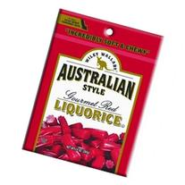 Wiley Wallaby Australian Style Licorice Candy