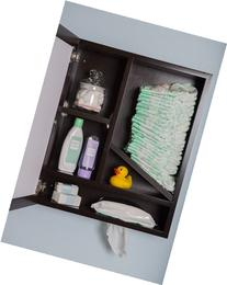 Windel - Incognito Diaper Cabinet , Functional Luxury for