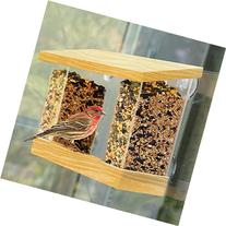 Window Bird Feeder - Watch Birds Up Close By Your Window