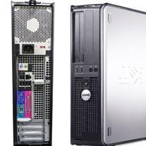 Windows 7 Home Premium Dell 745 Optiplex SFF Computer,Intel