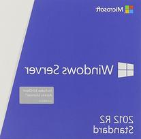 Microsoft Windows Server Standard 2012 R2 64 Bit English DVD