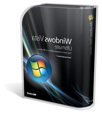 Windows Vista Ultimate with SP1