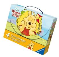 Ravensburger Winnie the Pooh Puzzle Case