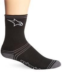 Alpinestars Winter Socks, Black/Gray, Small/Medium