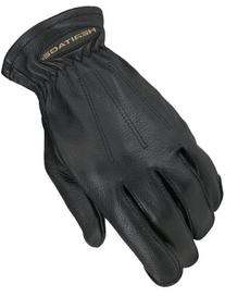 Heritage Winter Trail Gloves, Size 8, Black