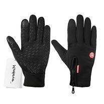 Modovo Men's Winter Outdoor Warm Cycling Gloves Touchscreen