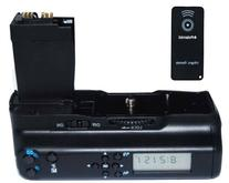 PLR Wireless Battery Grip With LCD Display & Intervalometer