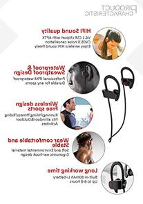 JTD Premium Wireless Bluetooth 4.1 Headphones Noise